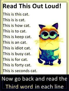 Here we have some of Hilarious jokes Minions and Jokes. Its good news for all minions lover. If you love these Yellow Capsule looking funny Minions then you will surely love these Hilarious jokes Minions too.Read This 25 Hilarious jokes Minions Funny Texts Jokes, Short Jokes Funny, Text Jokes, Best Funny Jokes, Funny Jokes To Tell, Funny School Jokes, Crazy Funny Memes, Funny Puns, Funny Relatable Memes