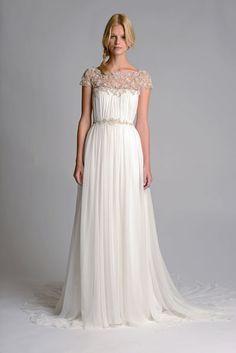FeminineX | Marchesa Bridal Dresses 2014 | http://www.femininex.com
