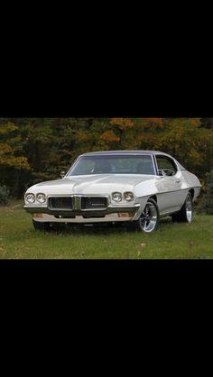 1970 Pontiac Lemans.