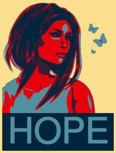 "Berrywinter's Monday Meme ""Hope."" - StrawberrySingh.com"