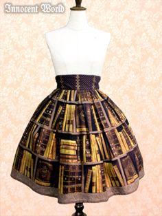 Innocent World 王宮図書館スカート