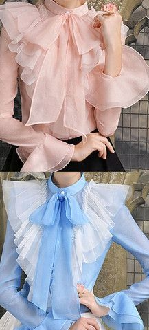 Bow Blouse...darling!!  I want!