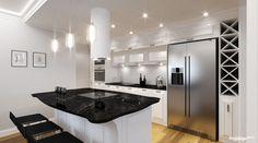 Glamour kitchen. Krynica Zdroj