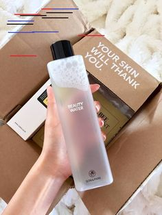 Son and Park Beauty Water - A Korean beauty entrepreneur shares four of Seoul's biggest beauty trends… Beauty Skin, Beauty Makeup, K Beauty, Beauty Stuff, All Things Beauty, Beauty Secrets, Beauty Hacks, Street Style Photography, Beauty Water