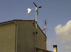 Pour une éolienne domestique la méfiance s'impose... - http://www.blog-habitat-durable.com/eolienne-domestique-mefiance/