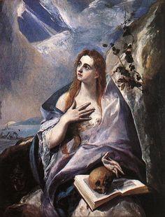 Μαρία Μαγδαληνή μετανοούσα (1576-78)