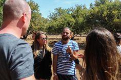 De omgeving van Sidi Kaouki verkennen | Innerdoorway Meditation & Boxing Retreat