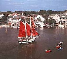 Welcome Aboard the Downeast Rover - Home of Outer Banks Sailing Adventures!