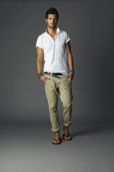 Men's Spring Summer Fashion.