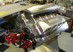 Mike Moran's billet 670 ci. 4000hp Motor Engine, Car Engine, Mechanical Power, Crate Engines, Performance Engines, Car Mods, Sweet Cars, Drag Cars, Drag Racing