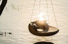 Daniel Pouzet é o responsável pelo Swing Rest