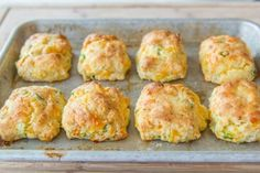This past Thanksgiving, I tried a new biscuit recipe. The instructions…