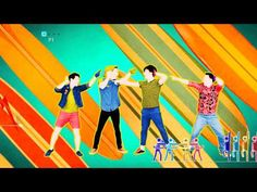 Kiss You - One Direction - Just Dance 2014 (Wii U)