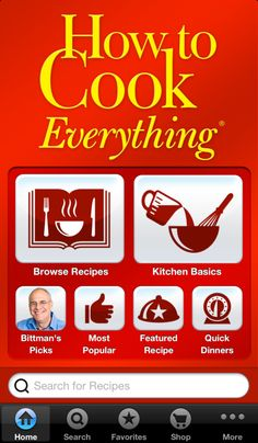 How to Cook Everything for iPhone (ios) | AppCrawlr