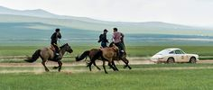 Driving the Impossible in Mongolia