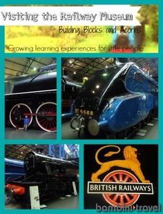York England with Kids - National Railway Museum in York   awesome free family friendly museum for train lovers   Bambini Travel