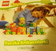 Mania Próbowania: Kampania Streetcom- Lego Duplo #LEGODUPLO #BawiIUczy #SwiatLEGODUPLO #KreatywnoscMaluszka @Streetcom