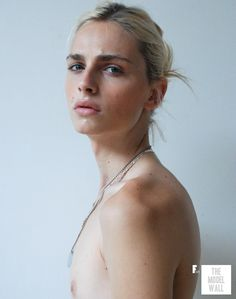 Andrej Pejic, probably one of the most beautiful people in the world.