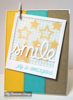 A Trio of Cards to Make You Smile - Time to SHOP