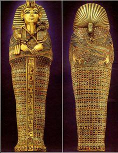 Tut sarcophagus