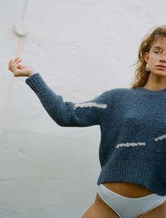 paloma wool - The Linda Listen sweater