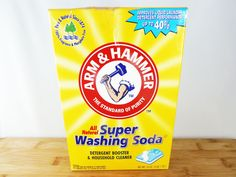Washing soda is a common ingredient in homemade laundry detergents. Learn more about its uses and how to make it at home from baking soda.