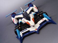 future formula one cars | サイバーFuture GPX Cyber Formulaフォーミュラ