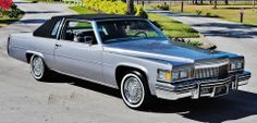 1979 Cadillac Coupe Deville Phaeton Edition.. this is how I want my Cadillac