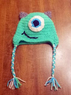 Mike Wazowski from Monsters Inc.
