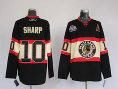 6bb87368b Chicago Blackhawks 10 Patrick SHARP 2009 Winter Classic Jersey Blackhawks  Jerseys