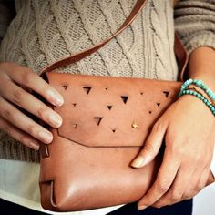 Ilundi Leather Bags - Citymob Excl: New Satchel & Clutches