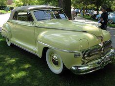 1942 DeSoto Convertible