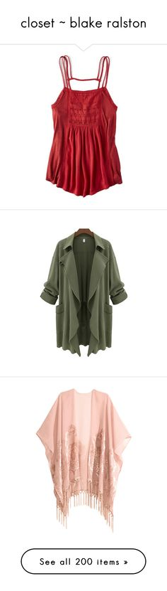 Click on link Green cardigan and tank