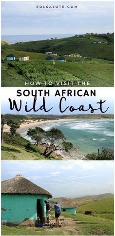 south africa travel clothes - The Wild Coast South Africa off the beaten track Places To Travel, Places To See, Visit South Africa, African Safari, Ultimate Travel, Africa Travel, Amazing Destinations, Travel Destinations, Where To Go