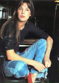 Jane Birkin is The Queen of Jeans - Seishi Maesako                                                                                                                                                                                 More