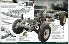 Defender Chassis Frame - Rovers North - Classic Land Rover Parts