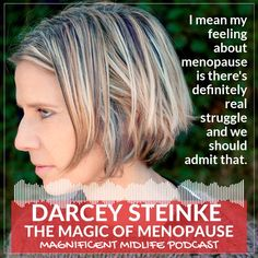 Let's think differently about #menopause ! On this #podcast with Darcey Steinke we talk about: Her startling realizations about the menopausal transition How she managed her own symptoms & what helped most How we may become more like our pre-pubescent selves #midlife #hotflashes Post Menopause, Menopause Symptoms, Stuck In Life, Finding Purpose, Hot Flashes, Female Friends, Health And Wellness, Inspiration, Biblical Inspiration
