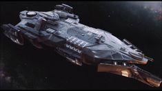 Living Star Citizen Ships I Want Star Citizen, Spaceship Art, Spaceship Design, Nave Star Wars, Star Trek, Pintura Exterior, Starship Concept, Sci Fi Spaceships, Capital Ship