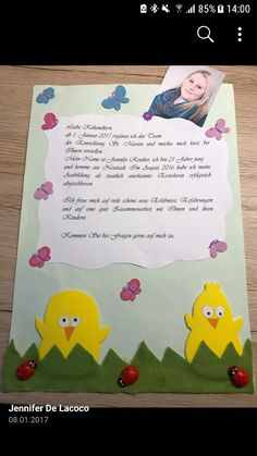 praktikum kindergarten steckbrief
