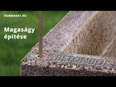 Kerti magaságyást építek, pimaszul egyszerűen | Hobbikert.hu Pergola, Youtube, Garten, Arbors, Youtube Movies