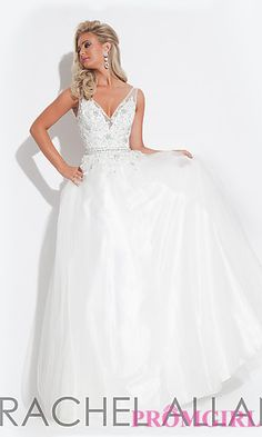 1288493b03 Long Prom Dresses and Formal Prom Gowns - PromGirl - PromGirl