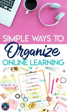 Simple ways to organize a virtual classroom are important for students, teachers, and parents. Here are some easy ways to get started! Instructional Technology, Instructional Strategies, Writing Lessons, Art Lessons, Writing Rubrics, Paragraph Writing, Opinion Writing, Persuasive Writing, Writing Activities
