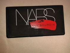 KOZMETİK & KİTAP: Nars Guy Bourdin One Night Stand Allık Paleti