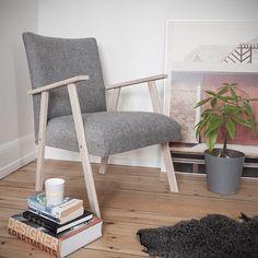 NEW Danish handmade furniture brand //BAKS  #interiørfabrikken #nordichome #danskehjem #design #retrochair #scandinaviandesign #bobedre #nordicfurniture #loungechair #detydre #yesmemoky #nordicdeco #nordicstyle