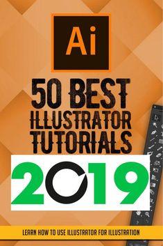 - very nice stuff - share it - 50 Best Adobe Illustrator Tutorials Of 2019 FREE - Web Design, Graphic Design Tools, Graphic Design Tutorials, Design Files, Design Trends, Logos Vintage, Logos Retro, Logos Photography, Photoshop Photography
