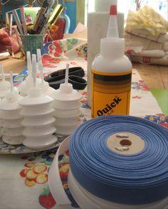 diy lampshade making = use the right materials