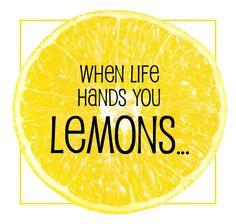 Enrichment night centered around Lemons