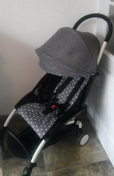 Babyzen Yoyo set kit canopy and seat liner