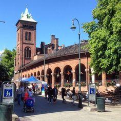 Kirkeristen - Oslo #kirkeristen #karljohansgate #kirke #church #oslo #cafe #kafe #norway
