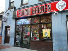 vintage record shops - Google Search